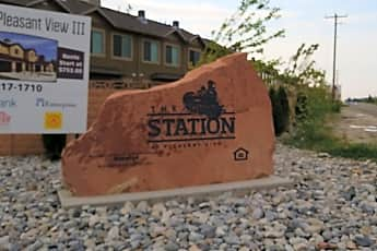 The Station at Pleasant View, 1