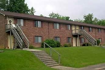 Building, Fieldcrest Apartments, 0
