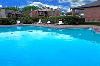 Pool, Valley Creek Apartments, 0