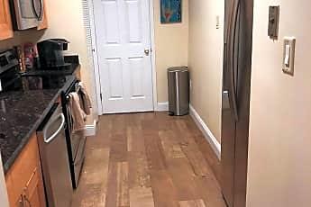 Kitchen, NJF Scranton Apartments, 1