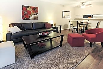 Living Room, Lakeside Place, 1
