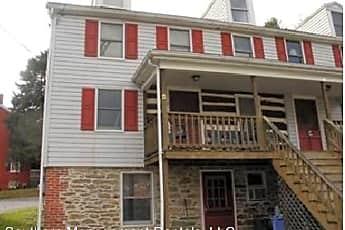 Building, 8 Cottage Ave, 0