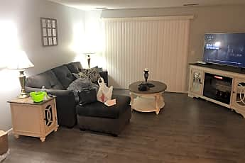Living Room, 3801 W 98th St, 0