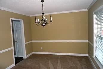 Bedroom, 6620 Valleyoak Drive, 2