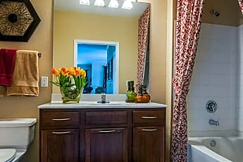 Bathroom, Preserve at Forest Creek, 2