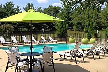 Pool, Greenfield Apartment Homes, 1