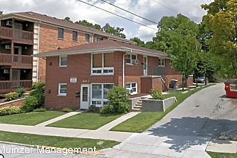 Building, 414 Vine St, 0