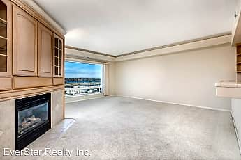 Living Room, 300 Columbia Point Dr, 0