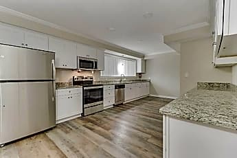 Kitchen, Room for Rent -  a minute walk to bus 119, 0