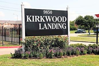 Community Signage, Kirkwood Landing, 2