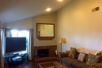 Living Room, 4301 Rafael St, 1