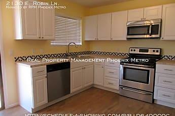 Kitchen, 2130 E Robin Ln, 0