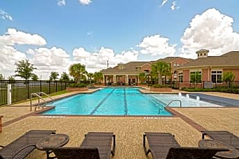 Pool, West Lake Park Apartments, 0