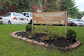 Michael Walsh Apartments, 1