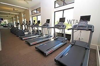Fitness Weight Room, 6215 Via La Cantera, 2