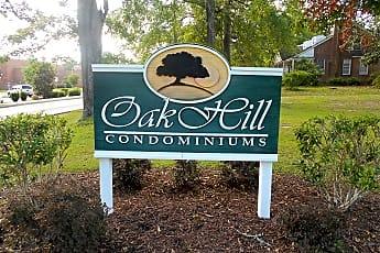 Community Signage, 1015 Elm St, 2