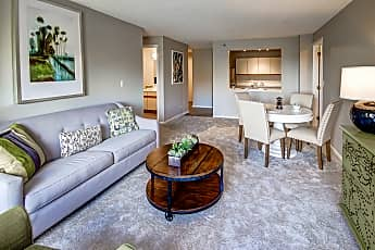 Living Room, Iroquois Club, 1