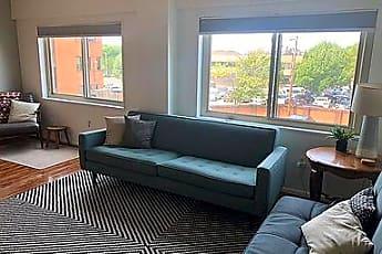 Living Room, 200 Locust St SE 203, 0