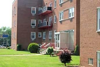 Building, Dorchester House, 2