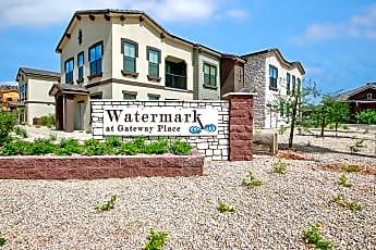 Community Signage, Watermark at Gateway Place, 2