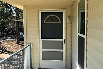 Patio / Deck, 156 Locke St D, 1
