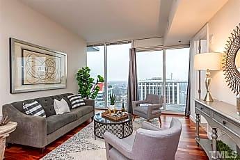 Living Room, 301 Fayetteville St 2410, 0