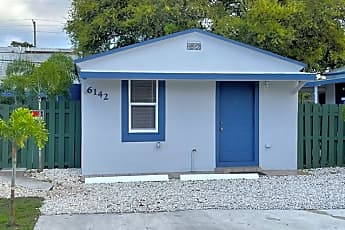 Building, 6142 Grant St, 2