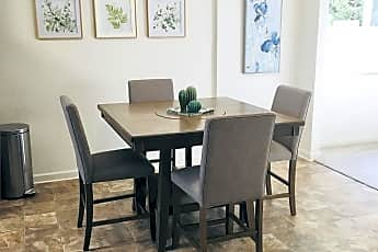 Dining Room, 1032 Emory St, 1