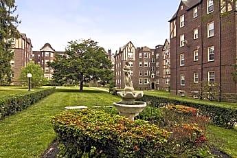 Building, Upsal Gardens, 0