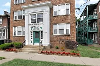 Building, Landmark Square Apartments, 0