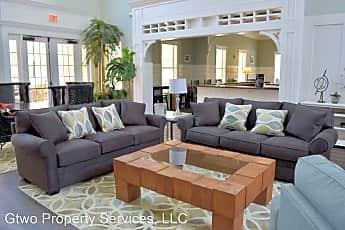 Living Room, 2801 Chancellorsville Drive Unit # 726, 1