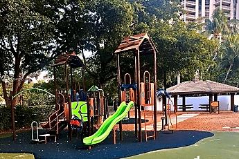 Playground, 4000 Towerside Terrace, 2