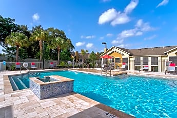 Pool, Valrico Station Apartments, 0