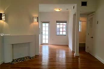 Living Room, 1200 Meridian Ave, 0