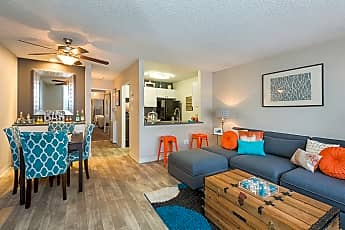 Living Room, 13727 E 4th Cir, 0