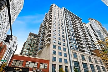 Building, 1305 S Michigan Ave Apt 802, 0