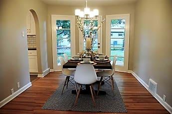 Dining Room, 2018 N Hood St, 1