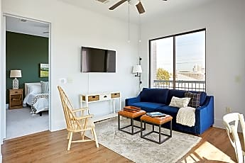 Living Room, 1508 Blodgett Street, 0