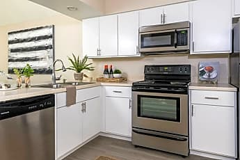 Kitchen, The Kontour at Kessler Park, 0