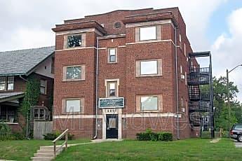 Building, 2060 N Delaware St, Apt 11, 0