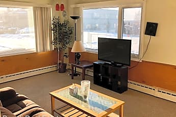Living Room, 1110 W 6th Ave, Unit #110, 1