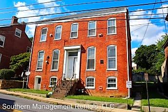 Building, 117 N Main St, 0