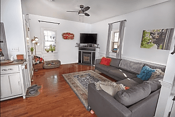 Living Room, 293 W 2nd St, 0