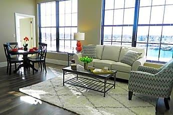 Living Room, 91 Main St 101, 0