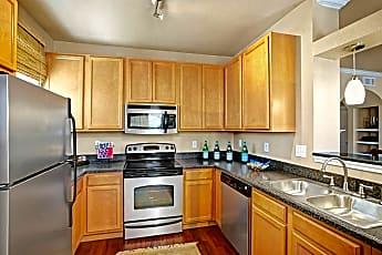 Kitchen, Palms at Briarwood, 0