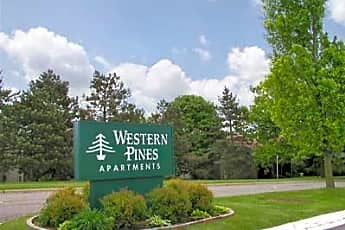 Western Pines Apartments, 0