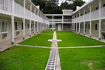 Landscaping, Villa Hermosa, 1