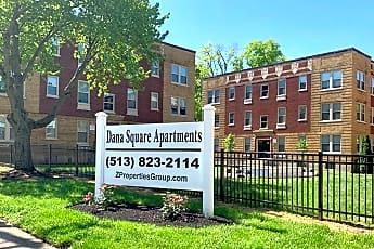 Community Signage, 917 Dana Ave, 0