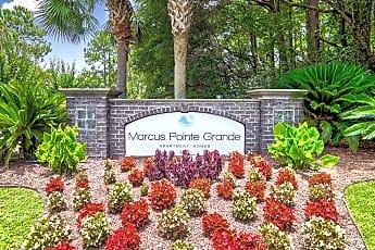 Community Signage, Marcus Pointe Grande, 2