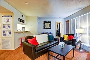 Living Room, Abbey Glenn, 1